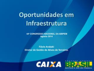 Oportunidades em Infraestrutura