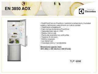 EN 3850 AOX