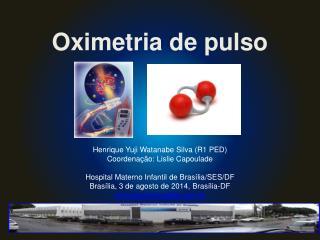 Oximetria de pulso