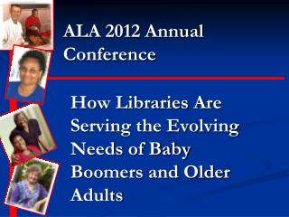 ALA 2012 Annual Conference