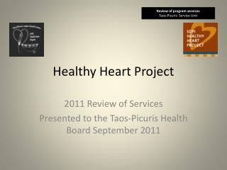 Healthy Heart Project