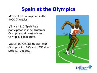 Spain at the Olympics