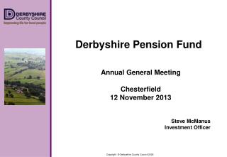 Derbyshire Pension Fund