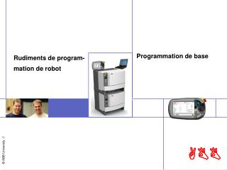 Programmation de base