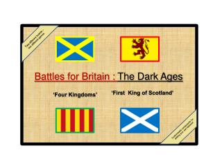 Battles for Britain :  The Dark Ages
