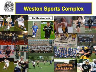 Weston Sports Complex