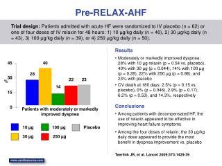 Pre-RELAX-AHF