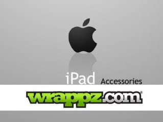 Design Your Own iPad Accessories at wrappz.com