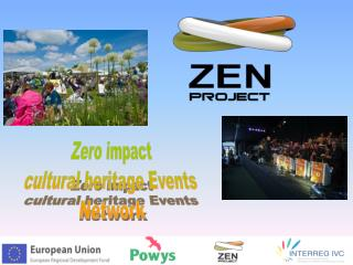 Zero impact  cultural heritage Events  Network