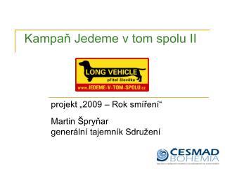 """projekt """"2009 – Rok smíření"""""""