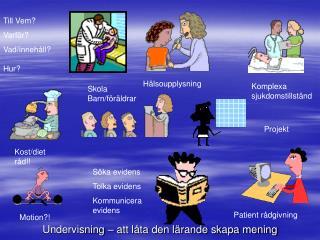 Undervisning – att låta den lärande skapa mening