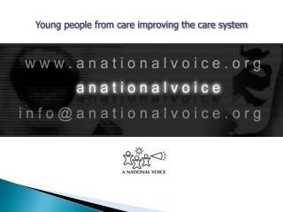 Young people from care improving the care system