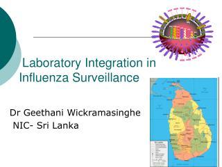 Laboratory Integration in Influenza Surveillance