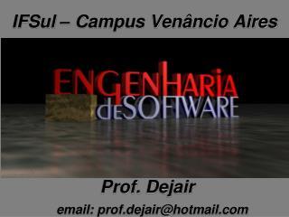 IFSul  – Campus Venâncio Aires