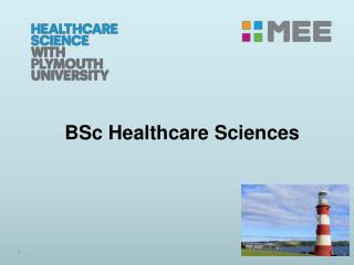 BSc Healthcare Sciences