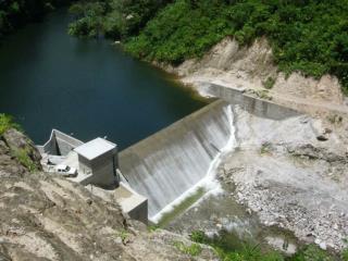 Límites del Proyecto Hidroeléctrico La Ensenada