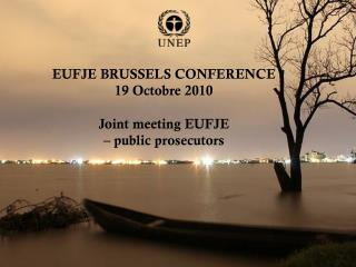 EUFJE BRUSSELS CONFERENCE  19 Octobre 2010 Joint meeting EUFJE  – public prosecutors  ,