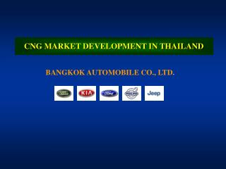 BANGKOK AUTOMOBILE CO., LTD.