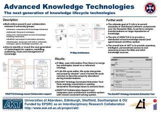 Universities of Aberdeen, Edinburgh, Sheffield, Southampton & OU