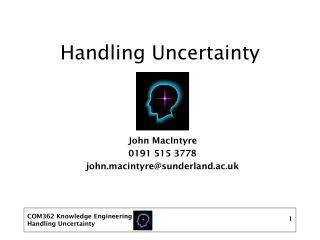 Handling Uncertainty