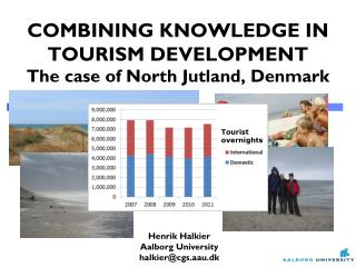 COMBINING KNOWLEDGE IN TOURISM DEVELOPMENT The case of North Jutland, Denmark