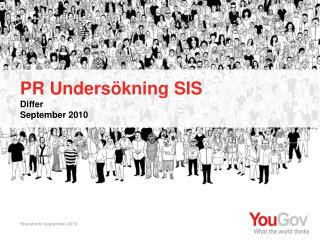 PR Undersökning SIS Differ September 2010