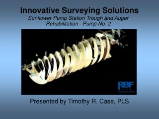 Innovative Surveying Solutions