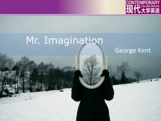 Mr. Imagination