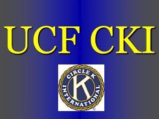 UCF CKI