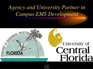 Agency and University Partner in Campus EMS Development