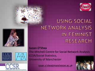 Using Social Network Analysis in Feminist Research