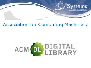 Association for Computing Machinery
