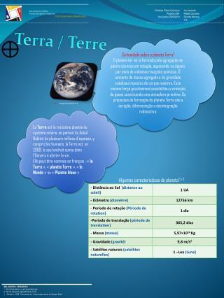 Terra /  Terre