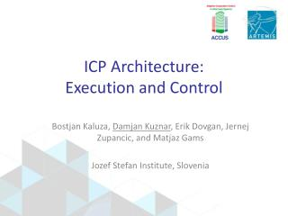 ICP Architecture: Execution and Control