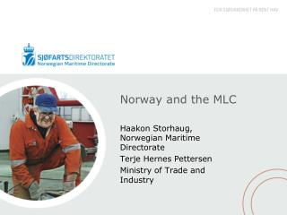 Norway and the MLC