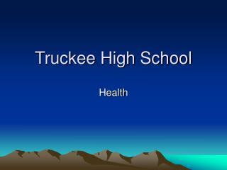 Truckee High School