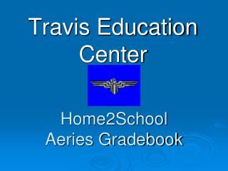 Home2School Aeries Gradebook