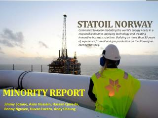 STATOIL NORWAY