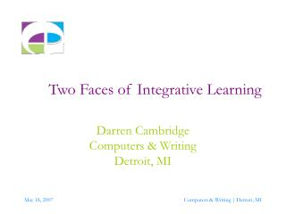 Two Faces of Integrative Learning