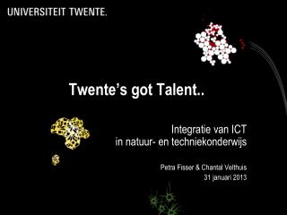 Twente's got Talent..