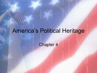 America's Political Heritage