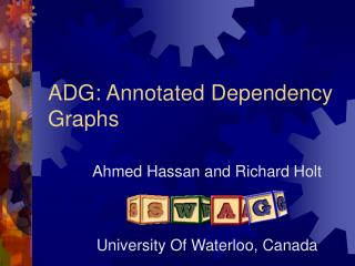 ADG: Annotated Dependency Graphs