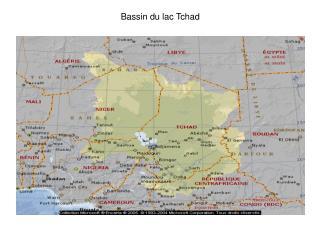 Bassin du lac Tchad