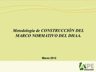 Marzo 2012
