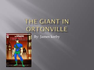 The giant in Ortonville
