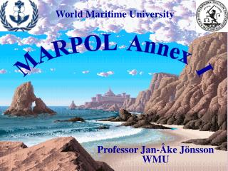 MARPOL  Annex  I