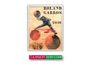 Roland Garros 2010: badges