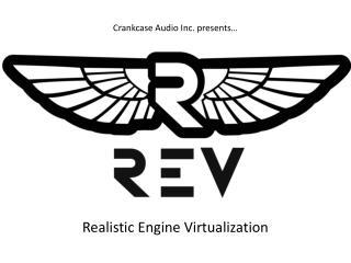 Crankcase Audio Inc. presents…