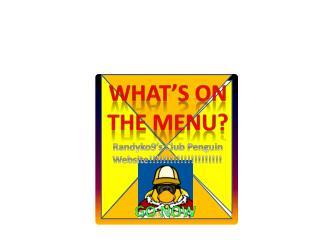 Randyko9's Club Penguin Website!!!!!!!!!!!!!!!!!!!!!