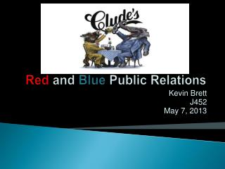 Red  and  Blue  Public Relations